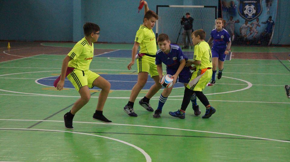 Команды «Головатого» приблизятся к плей-офф Кубка Одессы по регби-5