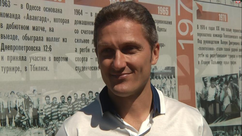 Олег Этнарович: «Взяли курс на омоложение»