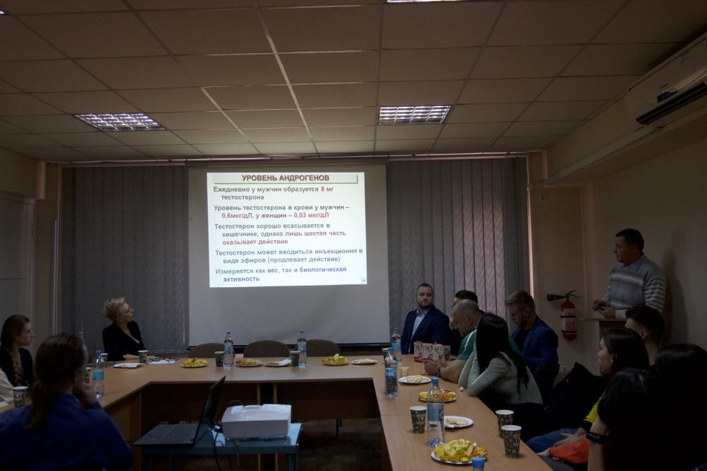 Борис Бовсуновский: «За своим рационом важно следить каждому»