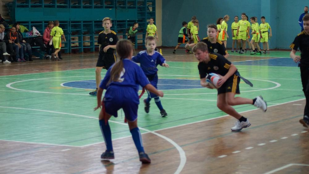 Определились два претендента на путёвку в плей-офф Кубка Одессы по регби-5