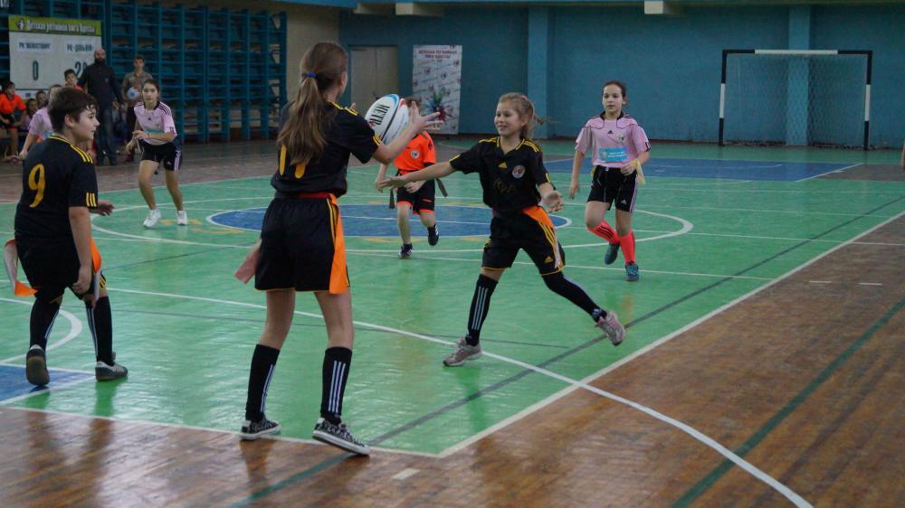 Финальный раунд Кубка Одессы по регби-5. Фото-отчет
