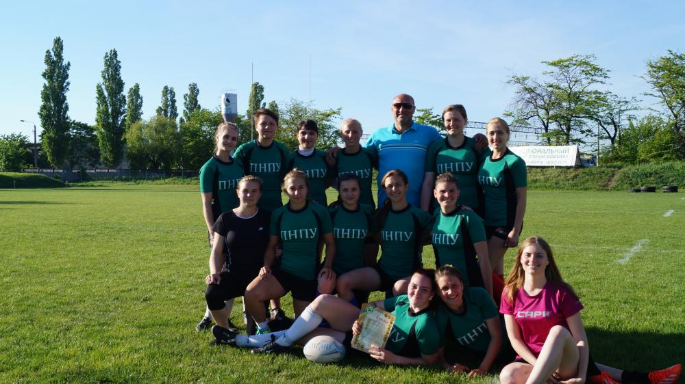 Педагогический  Университет – победитель студенческих игр среди девушек